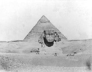 Beato, A., Giza (c.1900