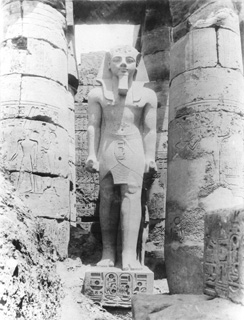 Beato, A., Luxor (c.1900