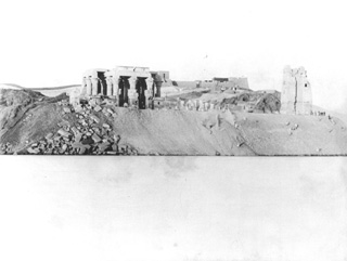 not known, Kom Ombo (c.1900