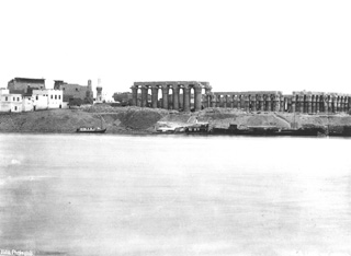 Edition Photoglob, Luxor (c.1890