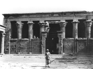 Schroeder & Cie., Edfu (c.1890