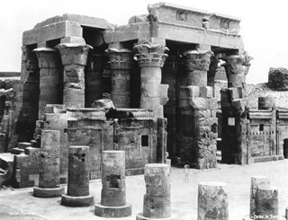 Edition Photoglob, Kom Ombo (c.1890