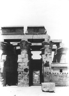 Beato, A., Kom Ombo (c.1890