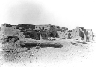 Beato, A., The Theban west bank, Qurna (c.1890