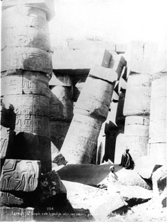 Lekegian, G., Karnak (c.1890 [Estimated date.]) (Enlarged image size=49Kb)
