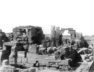 Lekegian, G., Karnak (c.1890 [Estimated date.]) (Enlarged image size=44Kb)