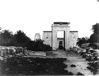 not known, Karnak (c.1890 [Estimated date]) (Enlarged image size=42Kb)