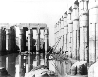 Beato, A., Luxor (c.1890 [Estimated date]) (Enlarged image size=51Kb)
