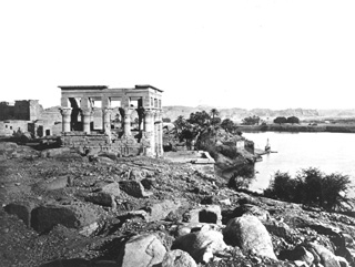not known, Philae (c.1875