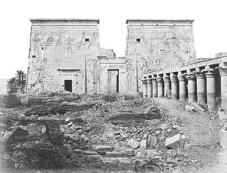 Sebah, J. P., Philae (c.1875