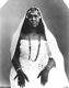 Click to see details of a sudanese woman displaying ritual...