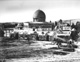 Click to see details of the dome of the rock on the temple...