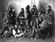 Click to see details of a group of  gipsy(?) women and girls...