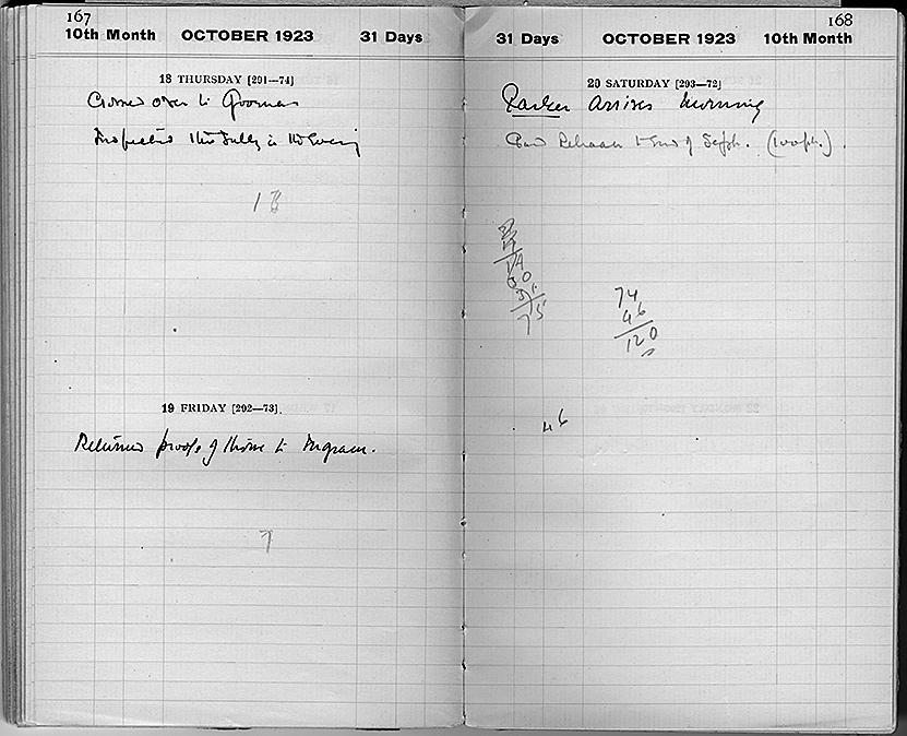 analysis of howard carters diaries